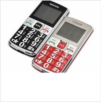 On sales CS88 old man FM flashlight BIG words big ring mp3 cell phone mobile phone cheaper phone gift father