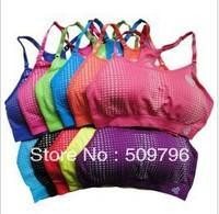 Free Shipping 50pcs/lot EVERLAST BRA Professional sport bra High quality