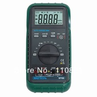 Free Shipping MASTECH MY68 3 3/4 3260 Counts Auto Ranging AC DC Digital Multimeter