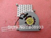 The FORCECON 5V 0.45A laptop fan heat sink DFS400805L10T F956+cooling fan