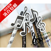 Free shipping Ballpoint pen the notes 8th note ballpoint pen