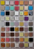 Aluminium Adhesive  metal Mosaic Samples