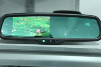[NEW ARRIVAL] !!!4.3 rearview mirror monitor auto dimming mirror with compass and temperature display