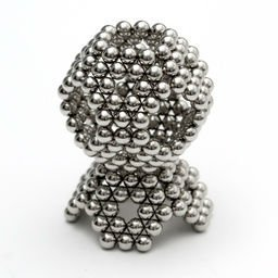 free shipping Neocube toy by 216 PCS 5mm magnetic ball in steel box ,CE Certifaction and Direct Manufactory Sale