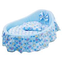 2014 New Pet nest kennel8 pet princess bed cat litter kennel8 four seasons chromophous unpick and wash kennel8