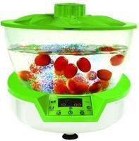 Multifunctional vegetable washer fruit and vegetable disinfection machine fruit and vegetable oxygen machine ozone disinfection
