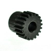 Crab metal 45 steel gear wheel motor gear 0.5 20 4mm -rc hobby