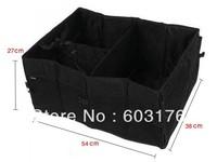 Free Shipping Automobile Boot Organizer Box Car Storage Bag Vehicle Trunk