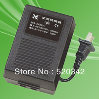 Free Shipping -200W power converter transformer adapter , AC Power Voltage Converter Adapter 220V to 110V