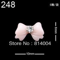 24 MIXED STYLES Free Shipping Wholesale/Nail Supply, 200pcs DIY  star Nails Design/Nail Art, Unique Gift  #248