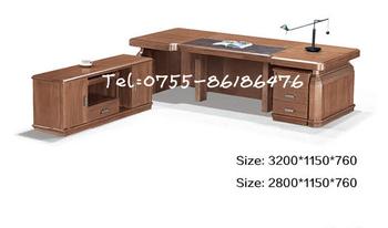Commercial office Office furniture Office desk Wood office desk