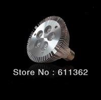 30pcs/lot High Power Led lamp Led bulb LED Light PAR 30 E27 5W Spotlight White Warm White free shipping