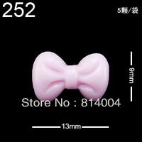 22 MIXED STYLES Free Shipping Wholesale/Nail Supply, 200pcs DIY BOW-TIE Nails Design/Nail Art, Unique Gift  #252