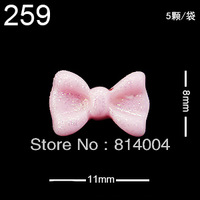 22 MIXED STYLES Free Shipping Wholesale/Nail Supply, 200pcs DIY FLOWER Nails Design/Nail Art, Unique Gift  #259