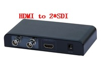 Free shipping LKV389 HDMI to 2 SDI Converter