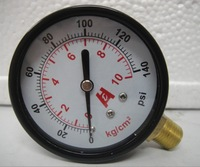 "4pcs/lot 1.5"" 40mm 140psi  pressure gauge ,10kg/cm2  manometer ,PT1/8"" thread"