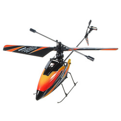 Newest Gift WLtoys Upgraded Version V911 4CH 2.4Ghz Single Blade Propeller Mini Radio Control RC Helicopter w/GYRO RTF Outdoor(China (Mainland))
