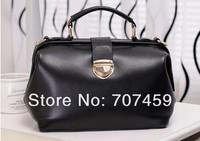 Free Shipping !autumn women's handbag vintage female doctor bags messenger casual purses and handbags