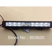 "Wholesale - 2013! CREE 17"" 100W CREE LED Work Light Bar 10-LED(10W) SUV ATV 4x4 Spot Flood Beam 8600lm OFFROAD."