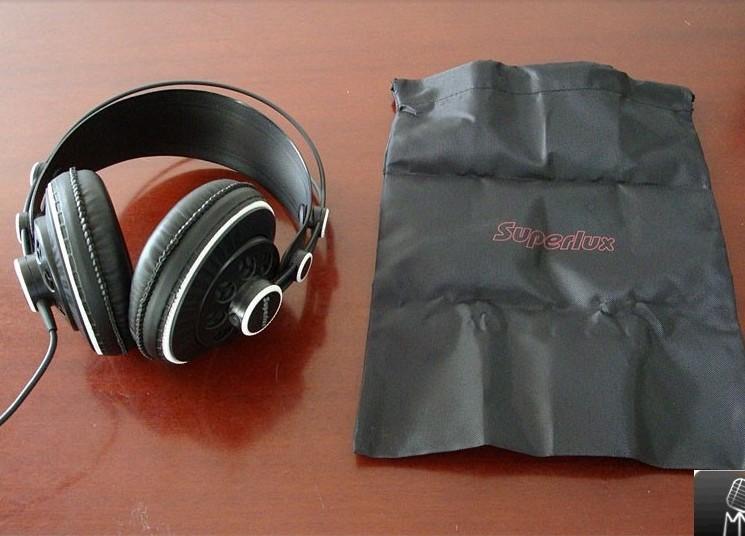 Gaming Headset Headphones Superlux HD681F Professional Monitor Recording Headphones Headband PC Computer Consumer Electronics