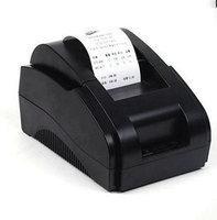 Free shipping(1pc) 58mm POS Thermal Receipt Printer---USB port(90mm/sec)