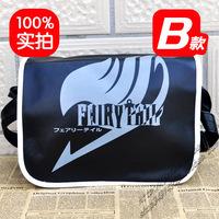 Hot Sale Anime Fairy Tail Bag School Bag Messenger Bag Shoulder Bag Free shipping