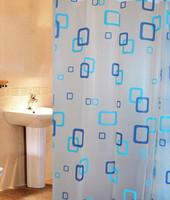 Peva waterproof shower curtain shower curtain 180 200