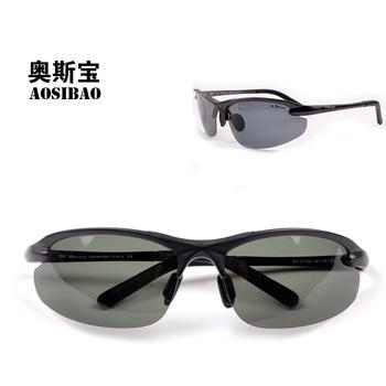 Oscar sun glasses Men sunglasses polarized mirror driver sports eyewear