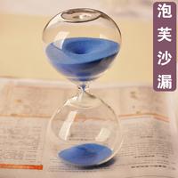 Hourglass menu jewelry diamond hourglass butterfly wall clock ningjing