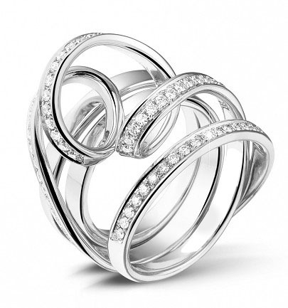 Silver Wedding Rings For Women Unique Wedding Ring Designs Silver Ring | In  Italy Wedding