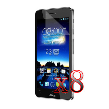 8xLCD Shiled Screen Protector Film Guard for ASUS PadFone 3 Infinity Phone