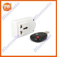 New 220V RF Wireless Remote Control AC Power Adapter Socket,US plug