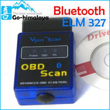 NEW PC/PDA/mobile/Read Mini  ELM327 Vgate car diagnostic sscanner,10pcs/lot Freeshipping