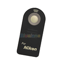 Infrared IR Wireless Remote Shutter Control fr Nikon D3200 D5100 D7000 D90 ML-L3 5pcs/lot(China (Mainland))