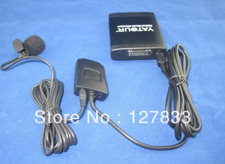 Bluetooth module(YT-BTM)+Remote control(YT-REMO)+Digital Music Changer(YT-M06) for multi choices(China (Mainland))