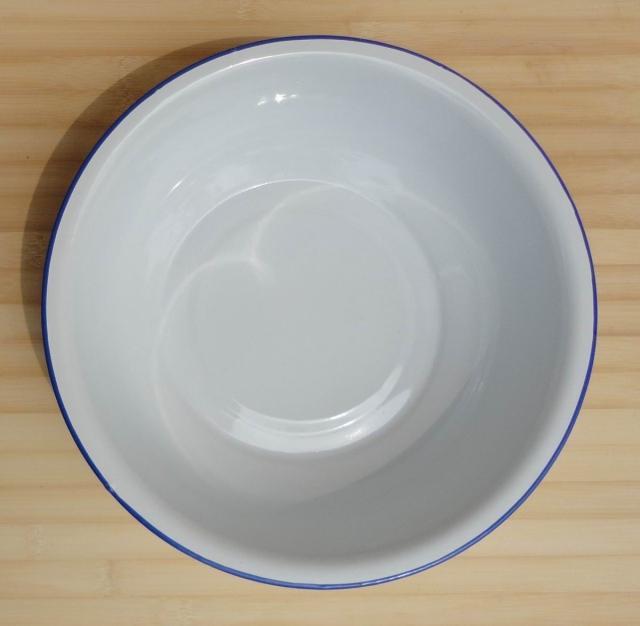 Online kopen Wholesale wit emaille wastafel uit China wit emaille wastafel Gr # Wasbak Emaille_083450