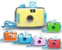 3 Meters waterproof camera,underwater camera/lomo camera with Wrist Strap,Cheap camera Clearance