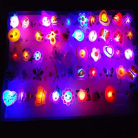 Soft    finger   bracelet  wrist length belt night light-up  hot-selling        luminous toys for children