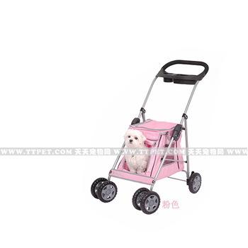 Achetez en Gros poussette chien rose en Ligne à des