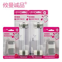 Original package*4 pcs*door window locks/safty baby/kid care products*L transparent*drop shipping*b9315 b9350