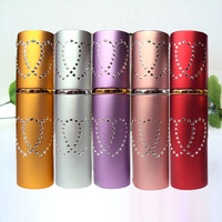 Free Shipping 60pcs/lot 5ml perfume sprayer atomizer empty perfume bottle High quality perfume spray PB1122