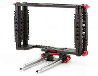 Super kamerar camera cage DSLR Camera Cage For Video Camera 5D II III 7D 60D 550D