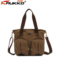 fashion vintage designer brand women's canvas handbag tote shoulder messenger bags for woman, wholesale, free shipping FJ30