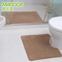 Bathroom absorbent mats doormat slip-resistant mats toilet bath mats