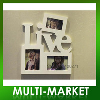 Free shipping/2013 New Combination Sculpture Letter Photo Frame Family Picture Frame Photos Of Wall