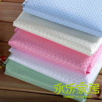 Quality thickening diamond terylene waterproof shower curtain measurement rod