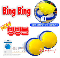 korea Hit ! High Quality Laundry Ball With Dust Mesh Bag,3 pcs/pack Washing Ball,Cleaning Ball Free Shipping