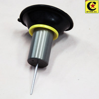 Gy6-150 plungertype vacuum membrane plunger carburetor pedal car vacuum membrane carburetor  Free shipping
