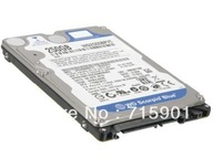 "Retail or  wholesale WD2500BPVT 250GB 5400 RPM RPM 8MB Cache SATA 3.0Gb/s 2.5"" Internal Notebook Hard Drive"