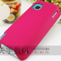 New Fashion dream hard mesh case cover for Nokia 5230 5233 5235 5238 5228 free shipping